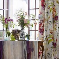 amaryllis curtain