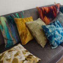 cushions on sofa2